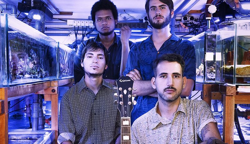 Fabián Iurino & The Band - Foto de Prensa 1